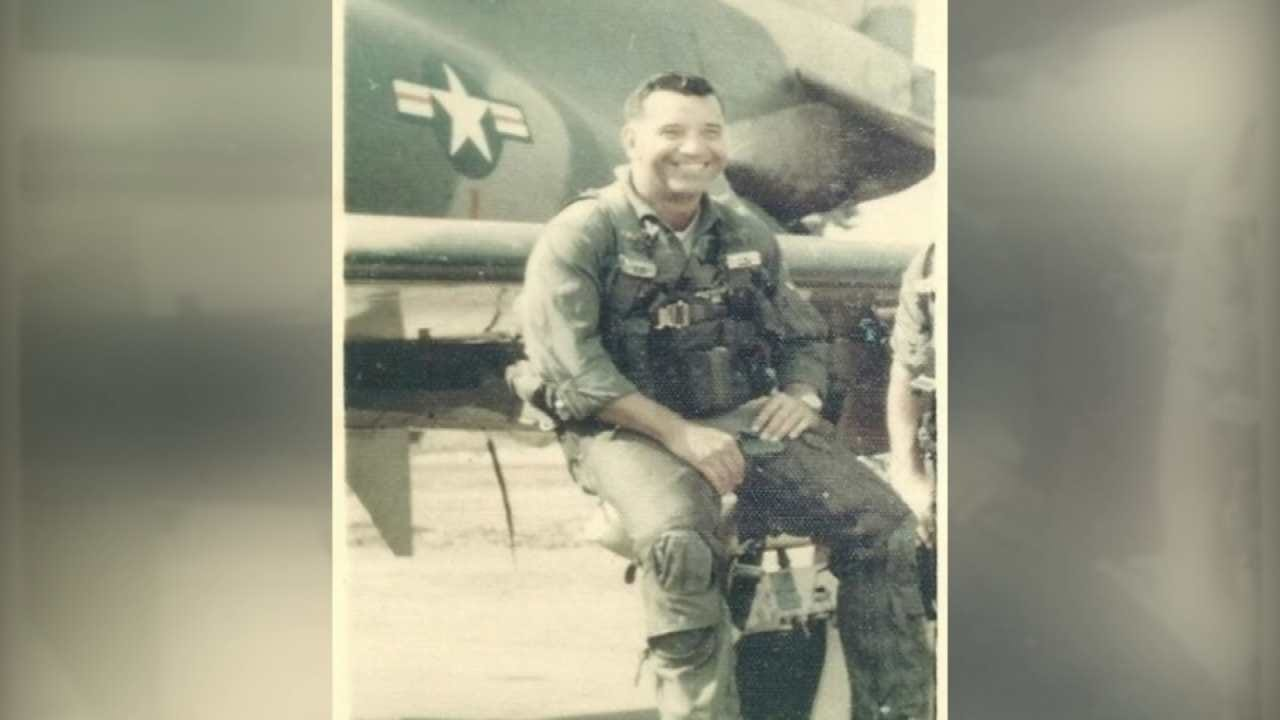Amy Slanchik: Dignified Transfer For MIA Vietnam Veteran