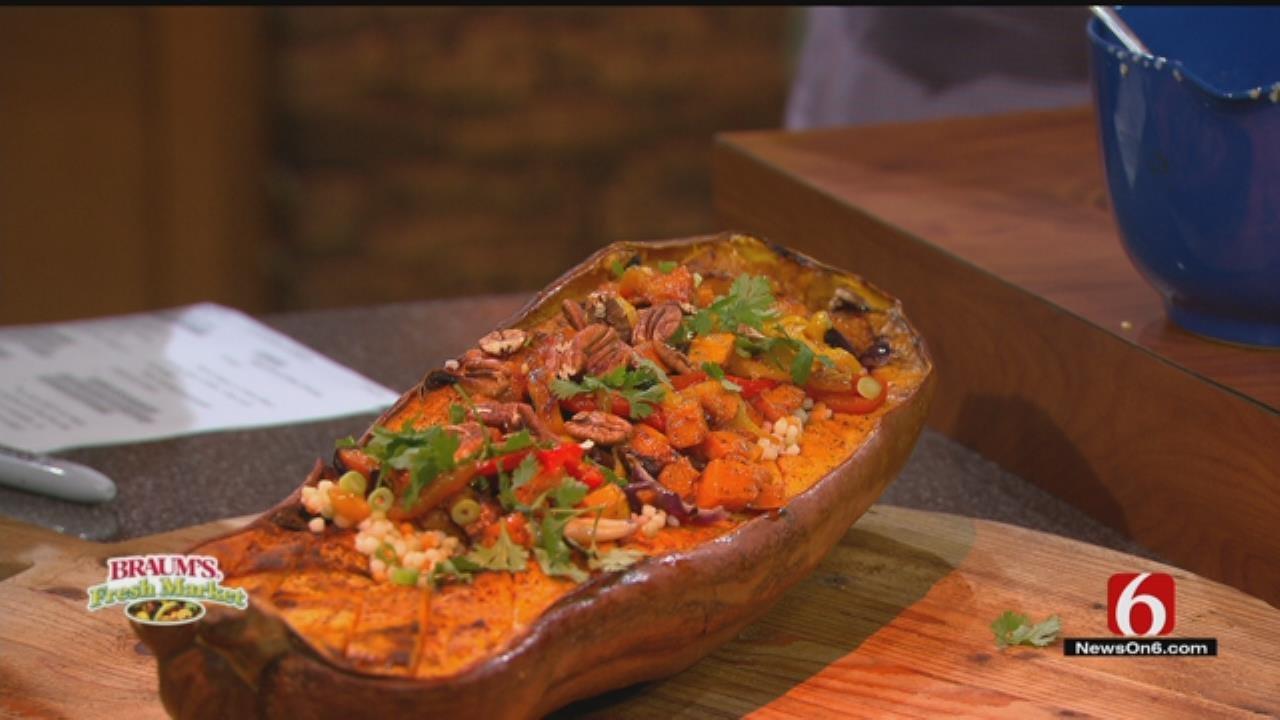 Pumpkin Couscous Salad