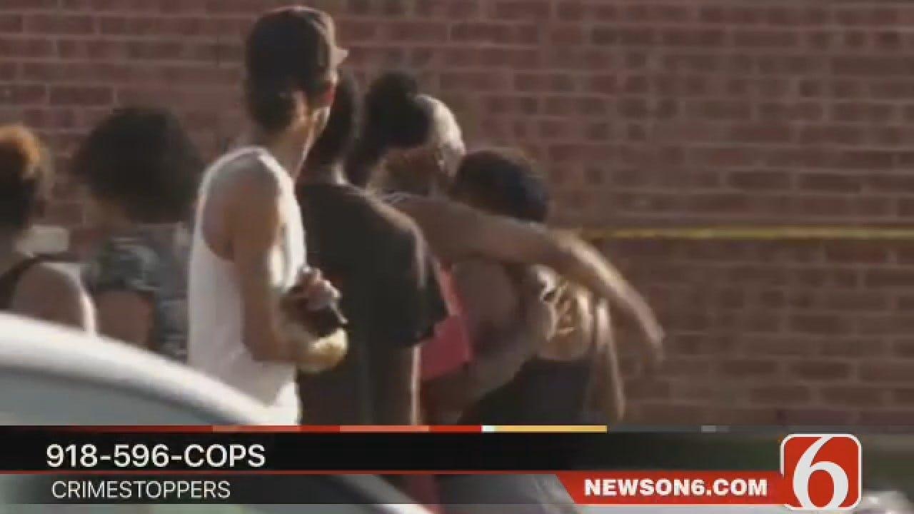 Tulsa Stabbing Victim Identified