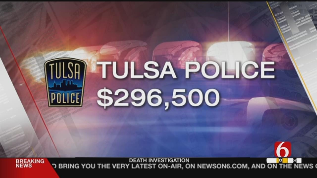 Safe Oklahoma Grants Awarded To Tulsa Area Law Enforcement Agencies