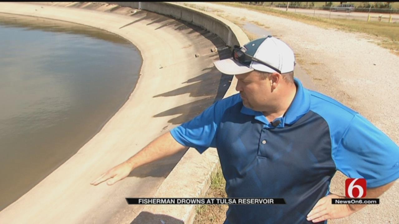 Two Recall Close Calls At Tulsa Reservoir Where Fisherman Drowned