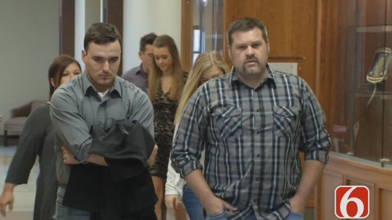 Joseph Holloway Says Opening Statements Scheduled In Rogers County Murder Trial