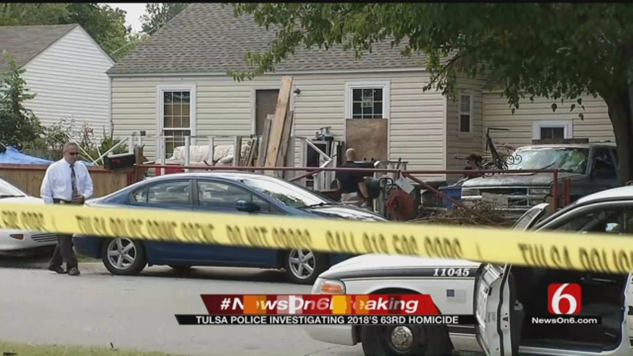 Police Investigate After Tulsa Man Found Dead In Home