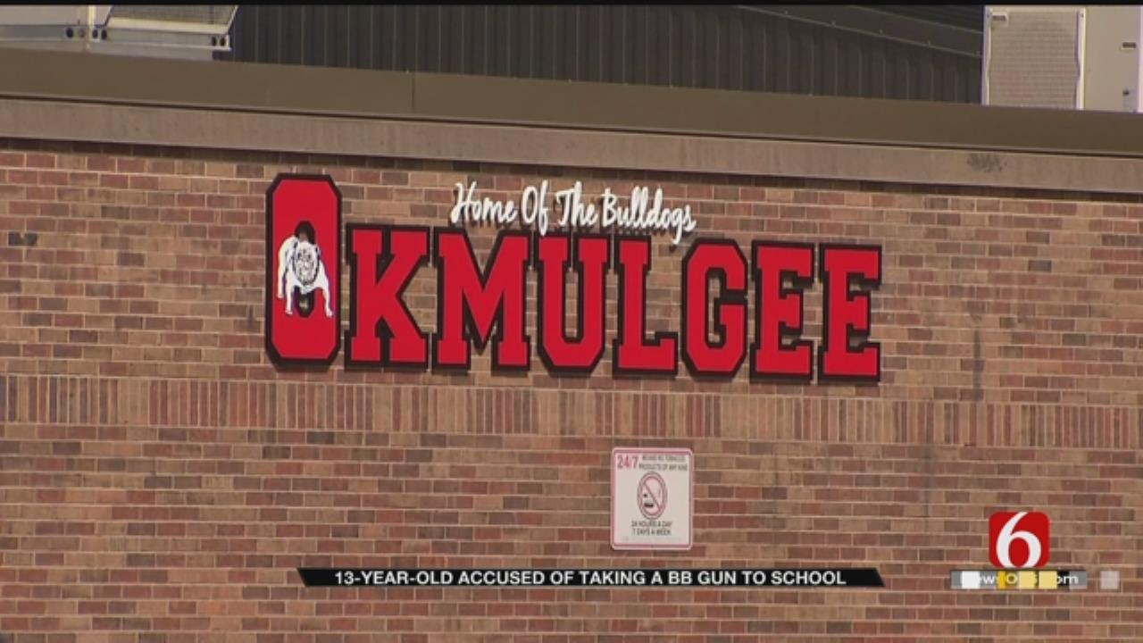 Okmulgee Teen Remains In Custody Following Shooting Threat