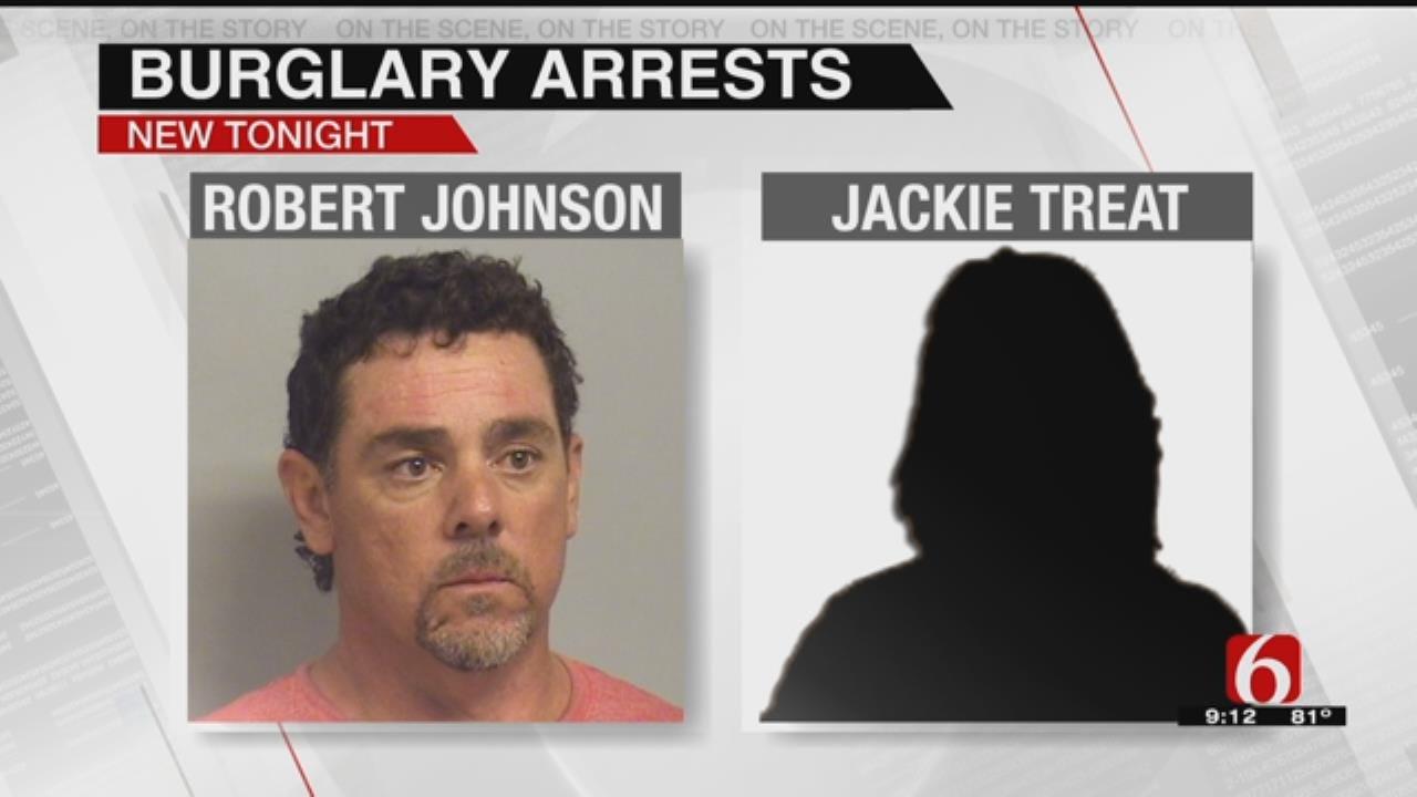 Tulsa Burglary Suspect Hid In Portable Toilet Before Arrest, Police Say