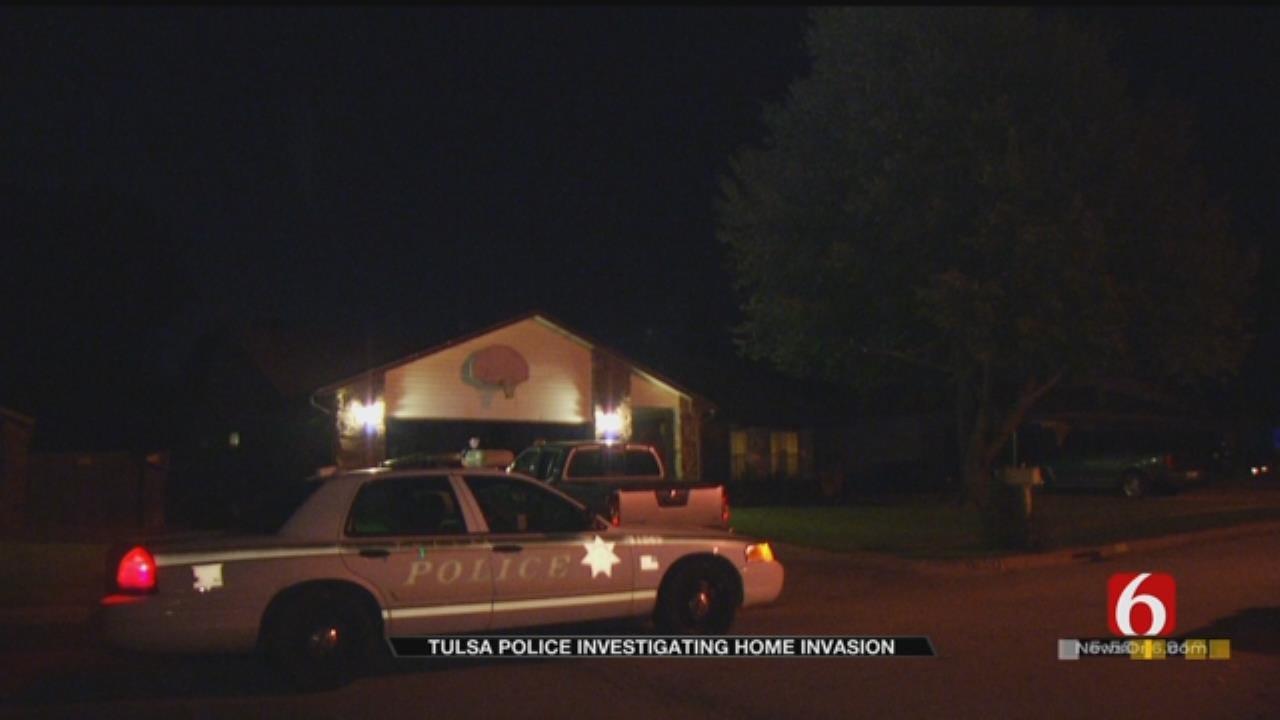 Tulsa Couple Attacked While Sleeping