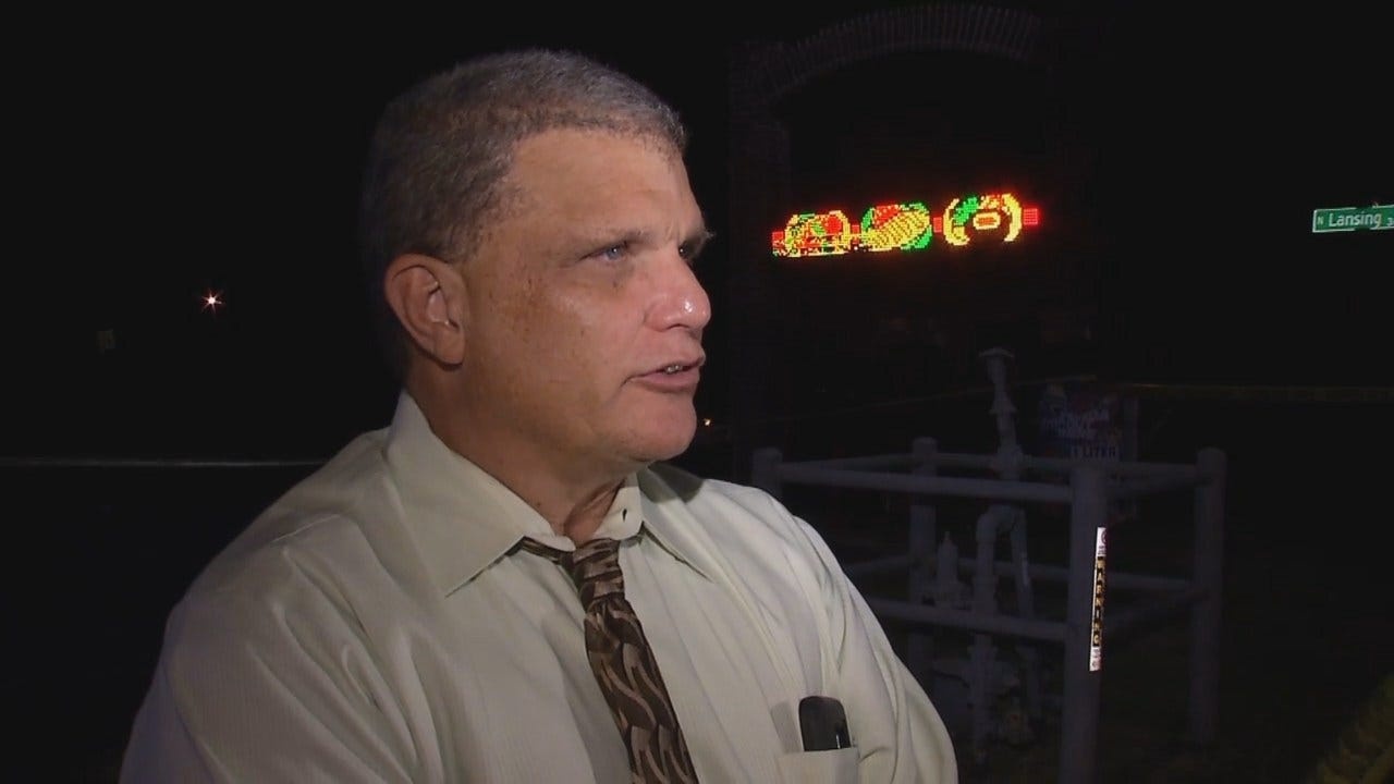 WEB EXTRA: Dave Walker On Fatal Shooting At Tulsa Convenience Store