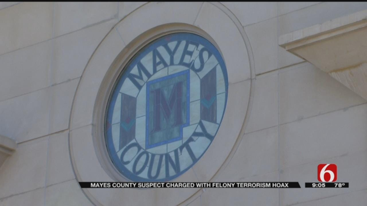 Mayes County Man Makes Dangerous Hoax Phone Call To Courthouse