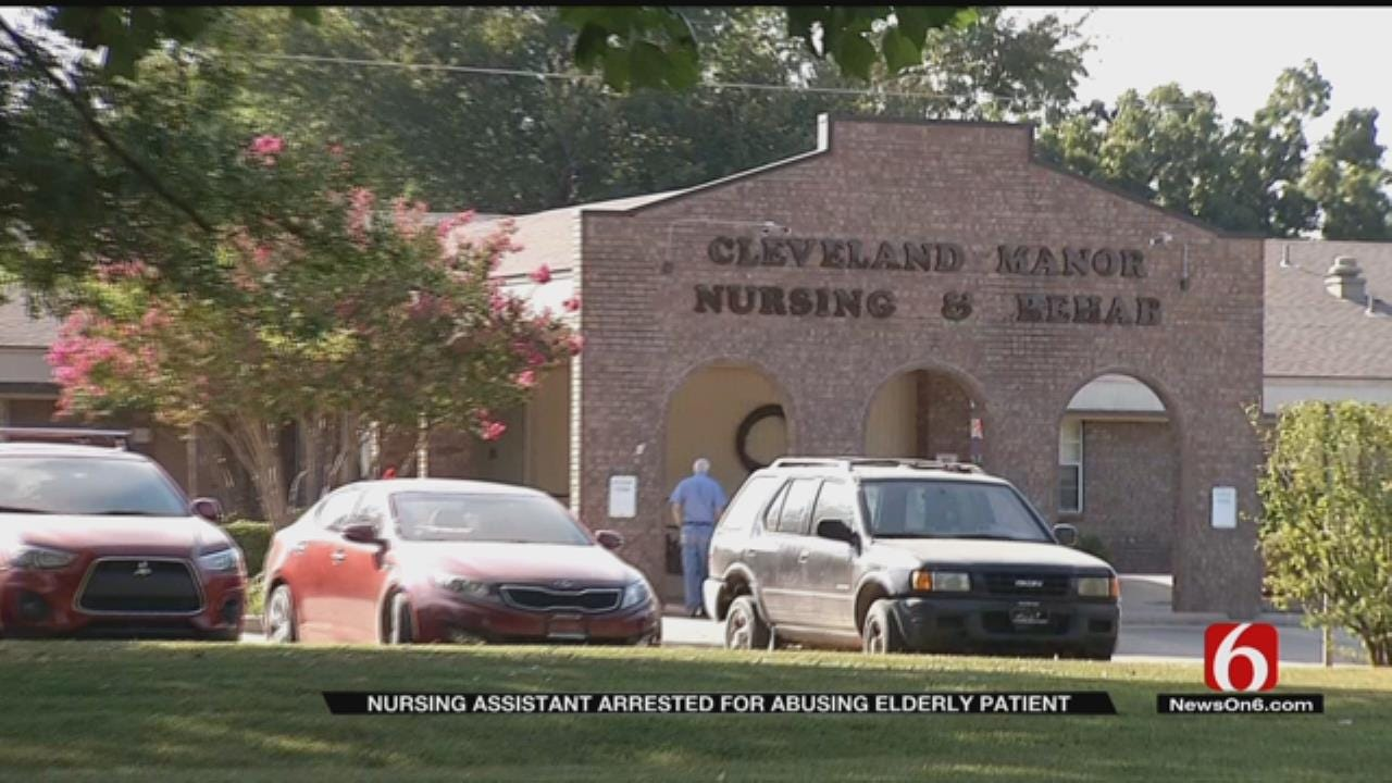 Man Abused In Pawnee County Nursing Home