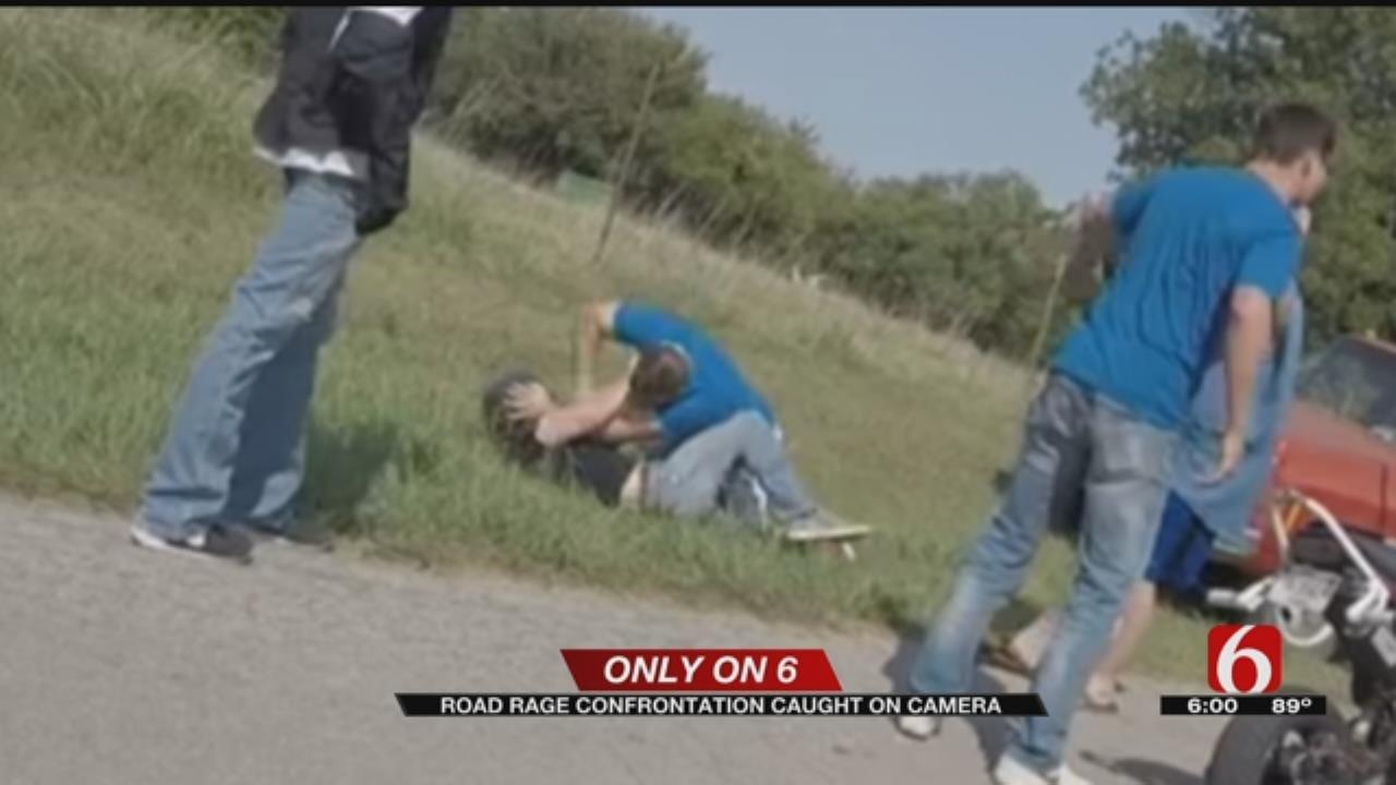 Man Tells His Side Of Road Rage Video