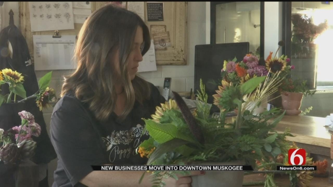 Downtown Muskogee Flourishes With New Businesses