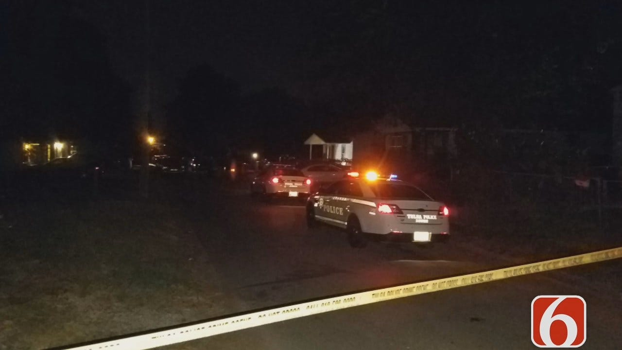 Dave Davis Says A Woman Was Shot And Killed Outside A Tulsa Home