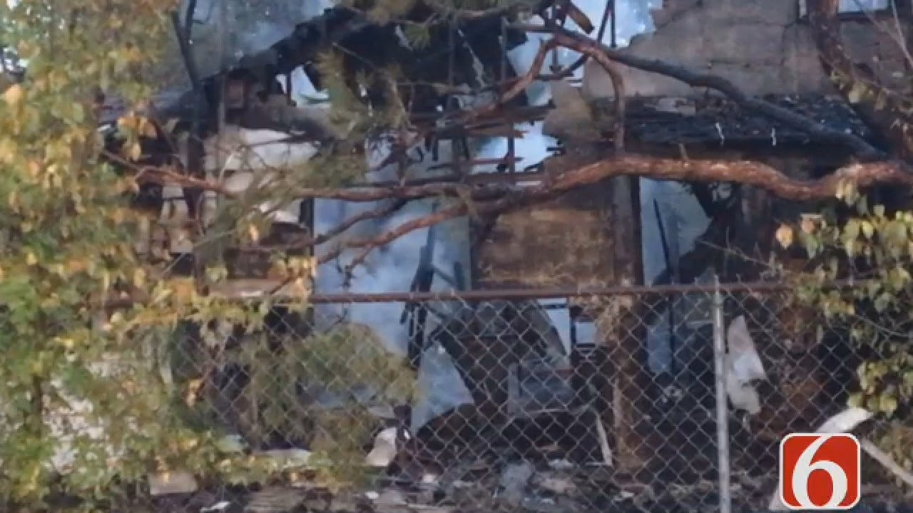 Joseph Holloway Has The Latest On A Suspicious Oakhurst House Fire