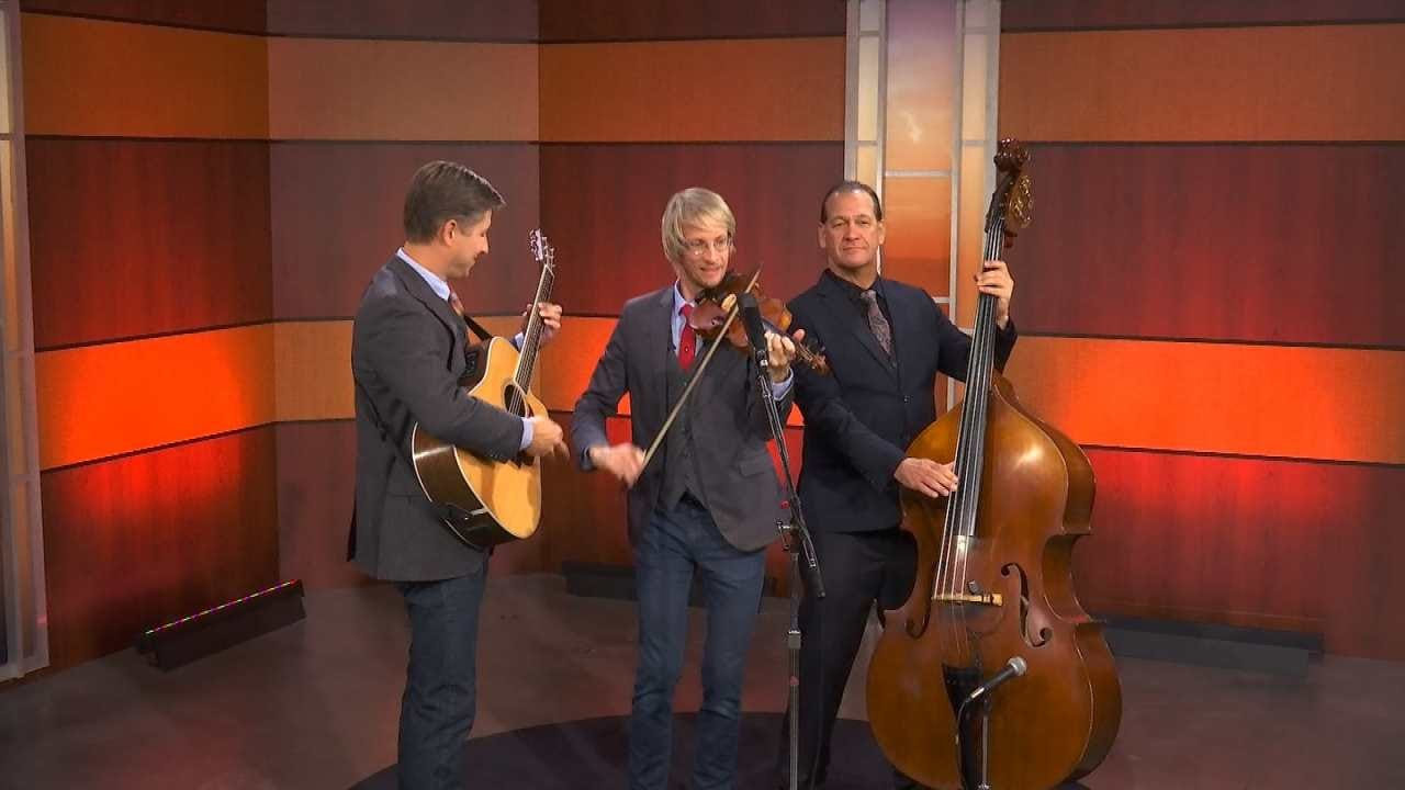 Kyle Dillingham, Horseshoe Road Band Perform On 6 In The Morning