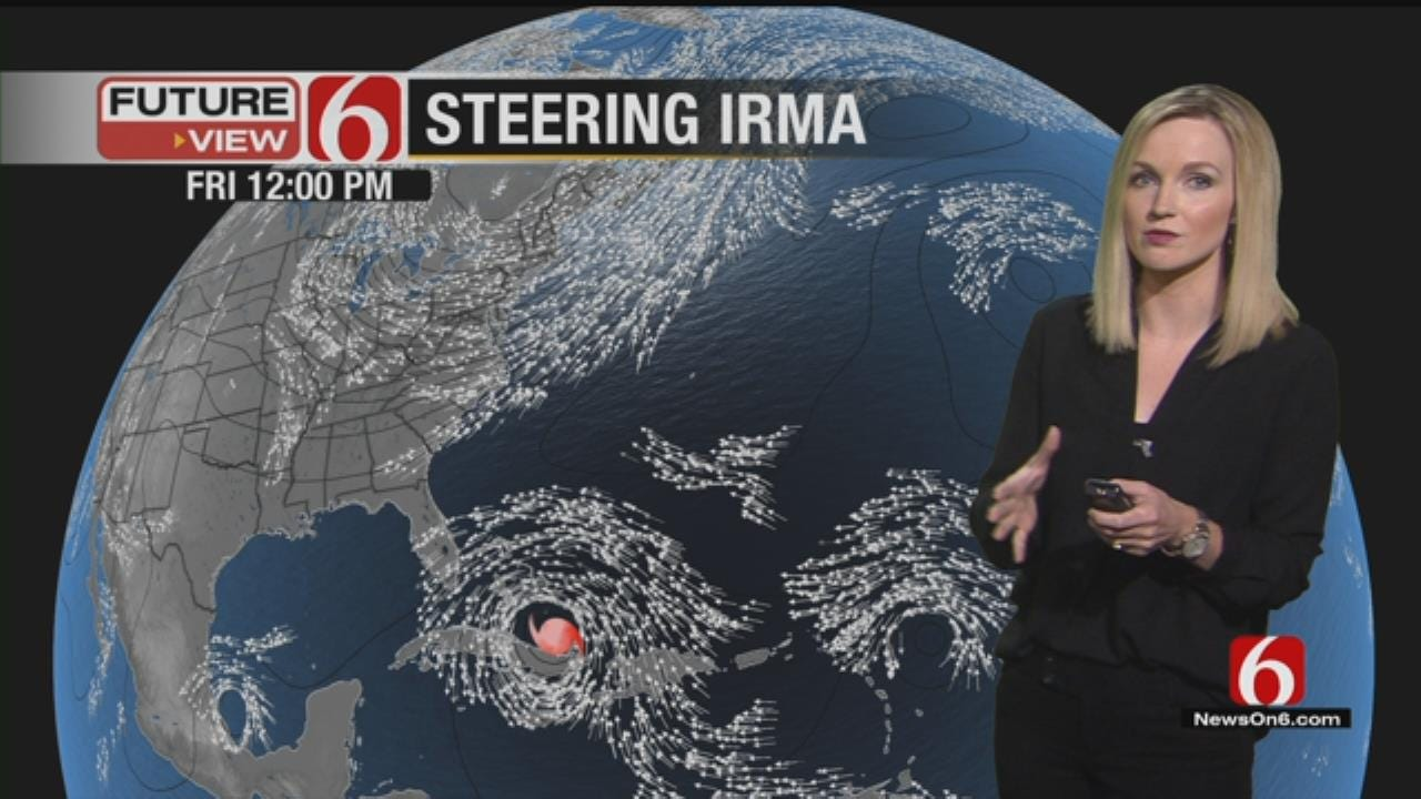 Tracking Hurricane Irma: What Is Steering Her?