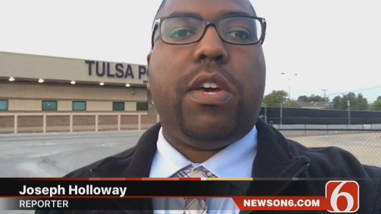Joseph Holloway Says Police Investigating Tulsa Home Invasion