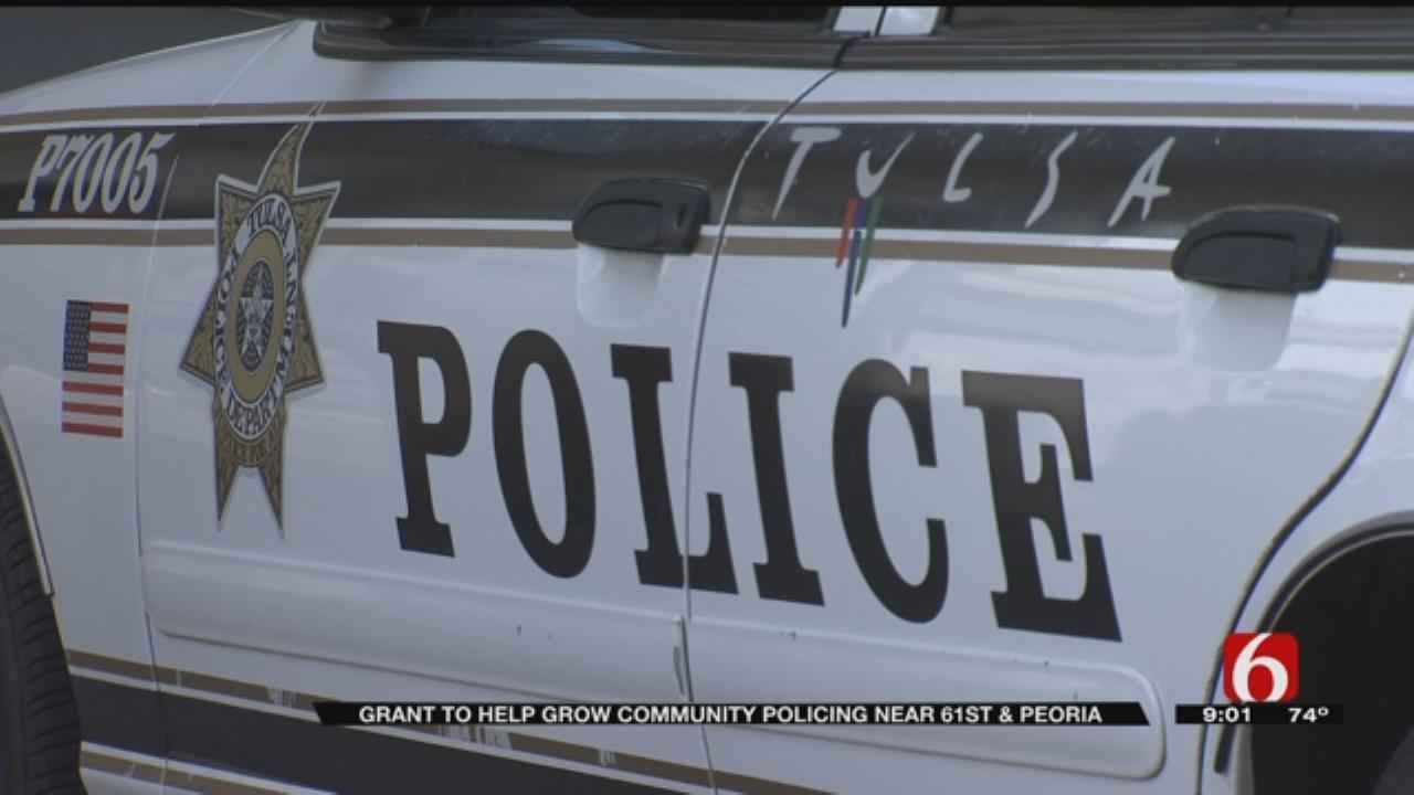 Crime Grant Set To Help Tulsa Neighborhood