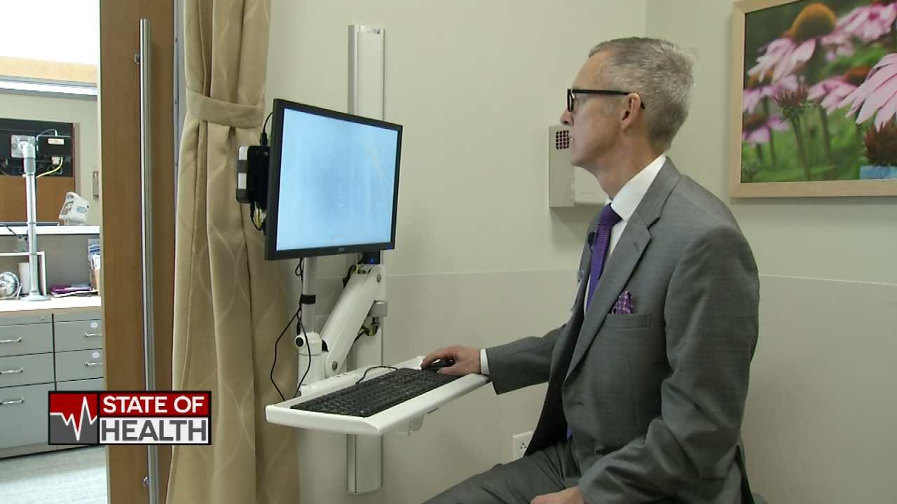 High-Tech Healthcare Makes Information More Accessible