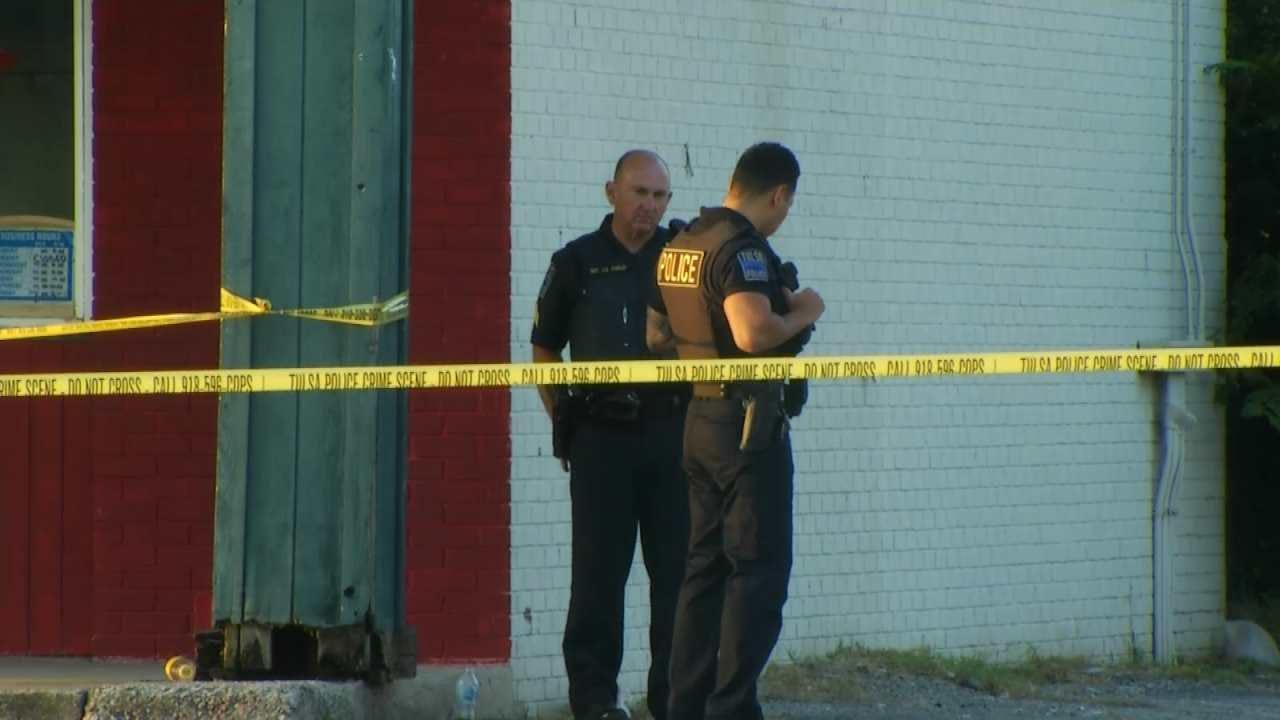 Joseph Holloway: Vehicle Used In Tulsa Shooting Found