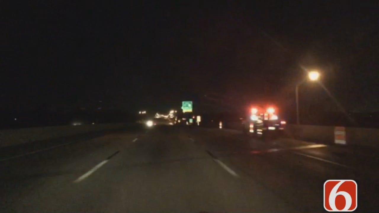 Dave Davis Reports On Lane Closures On Tulsa's Highway 169
