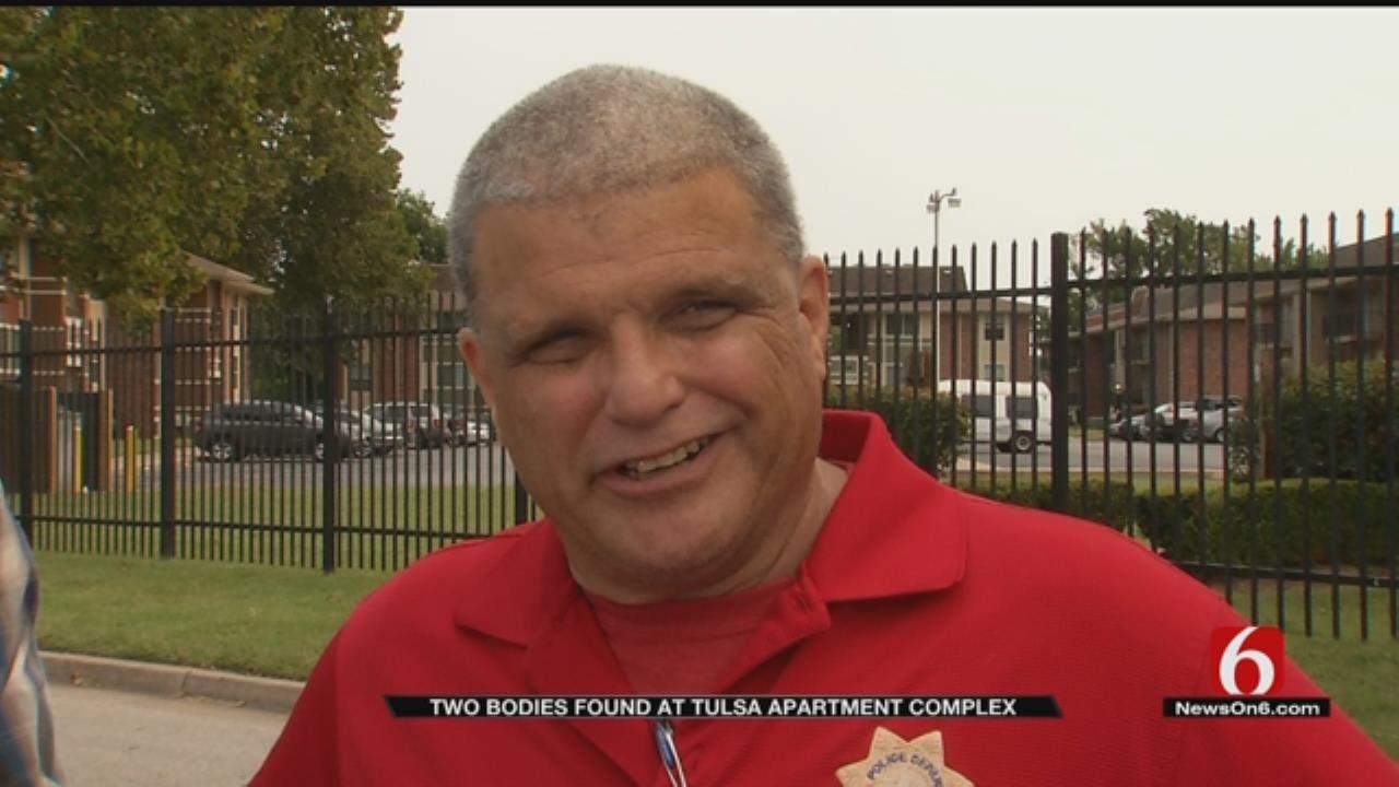 TPD Investigates Two Homicides At Apartment Complex