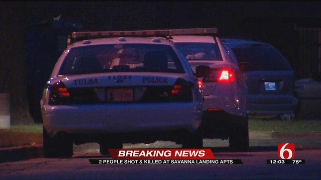 Second Body Found At Savanna Landing Apartments