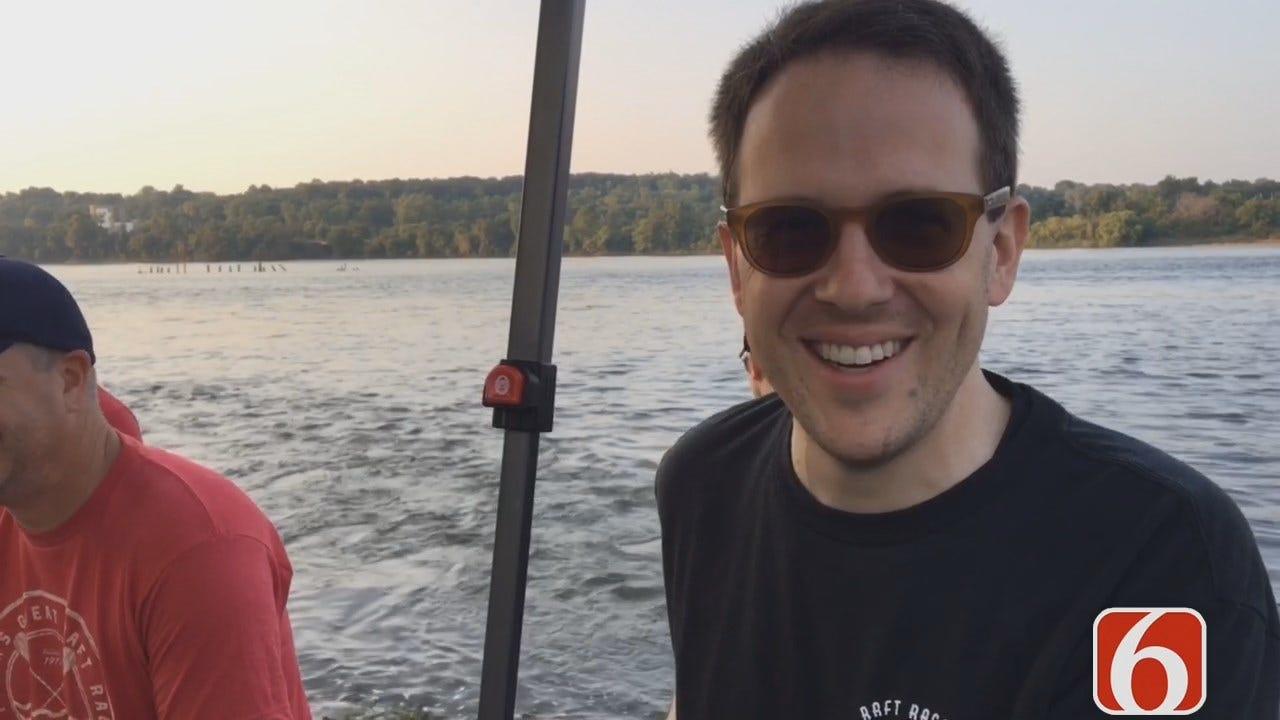 Mayor G.T. Bynum Participates In Tulsa's Great Raft Race