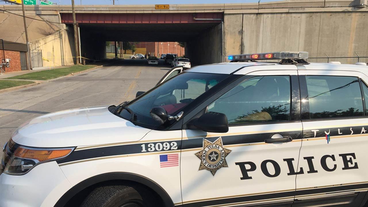 Tulsa Police Say Homeless Man Killed Intentionally