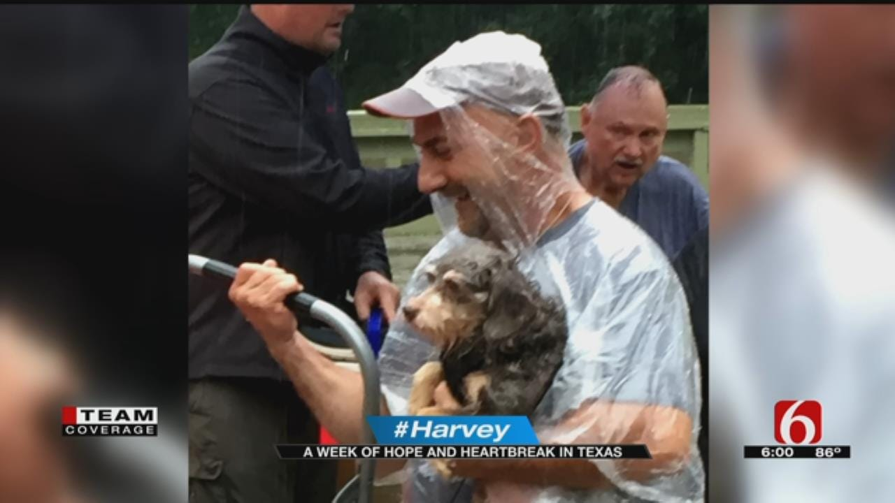 Pictures Tell Powerful Story In Texas