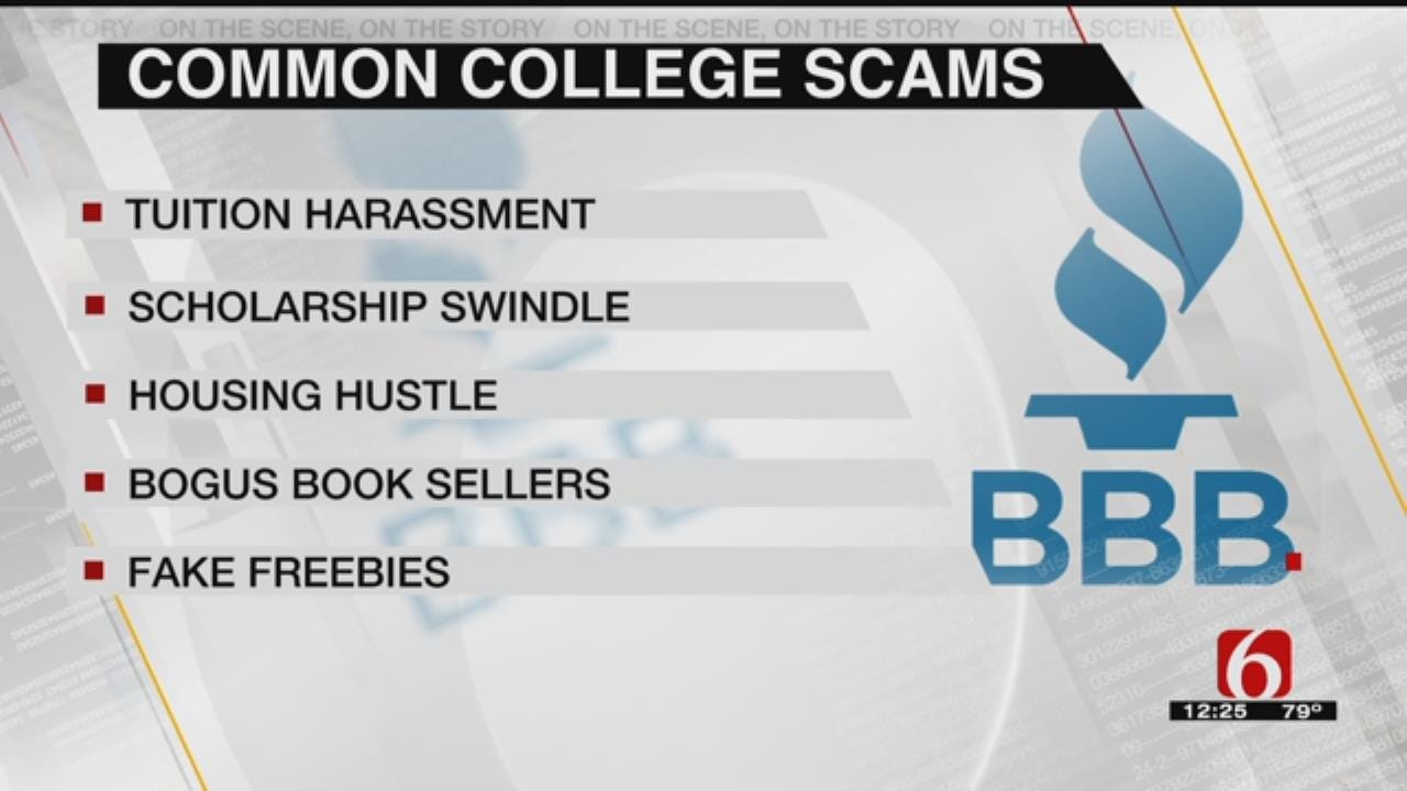 College Students Should Beware These Scams