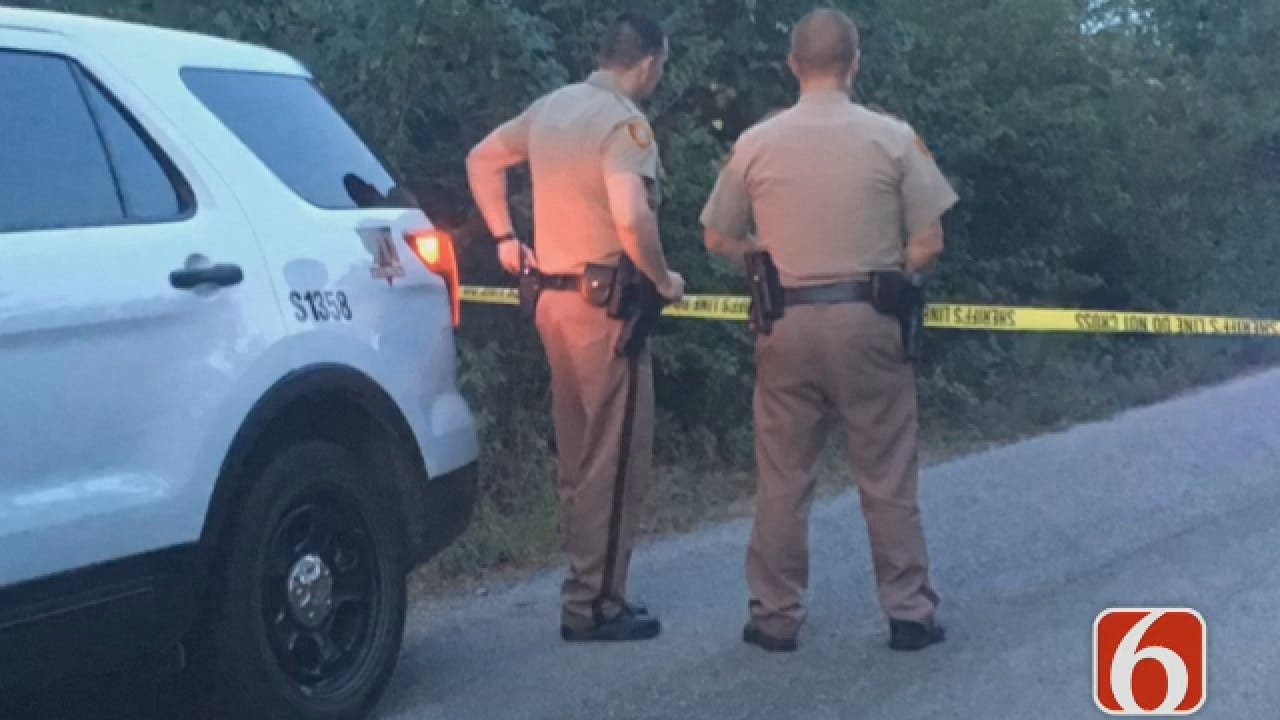 Joseph Holloway Reports On Shooting Outside Collinsville Home