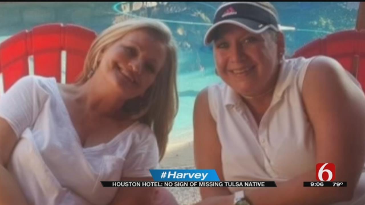 Tulsa Native Still Missing In Houston