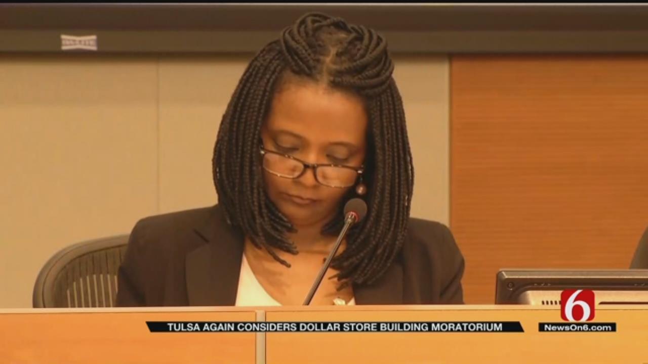 City Council Considers Tulsa Dollar Store Moratorium