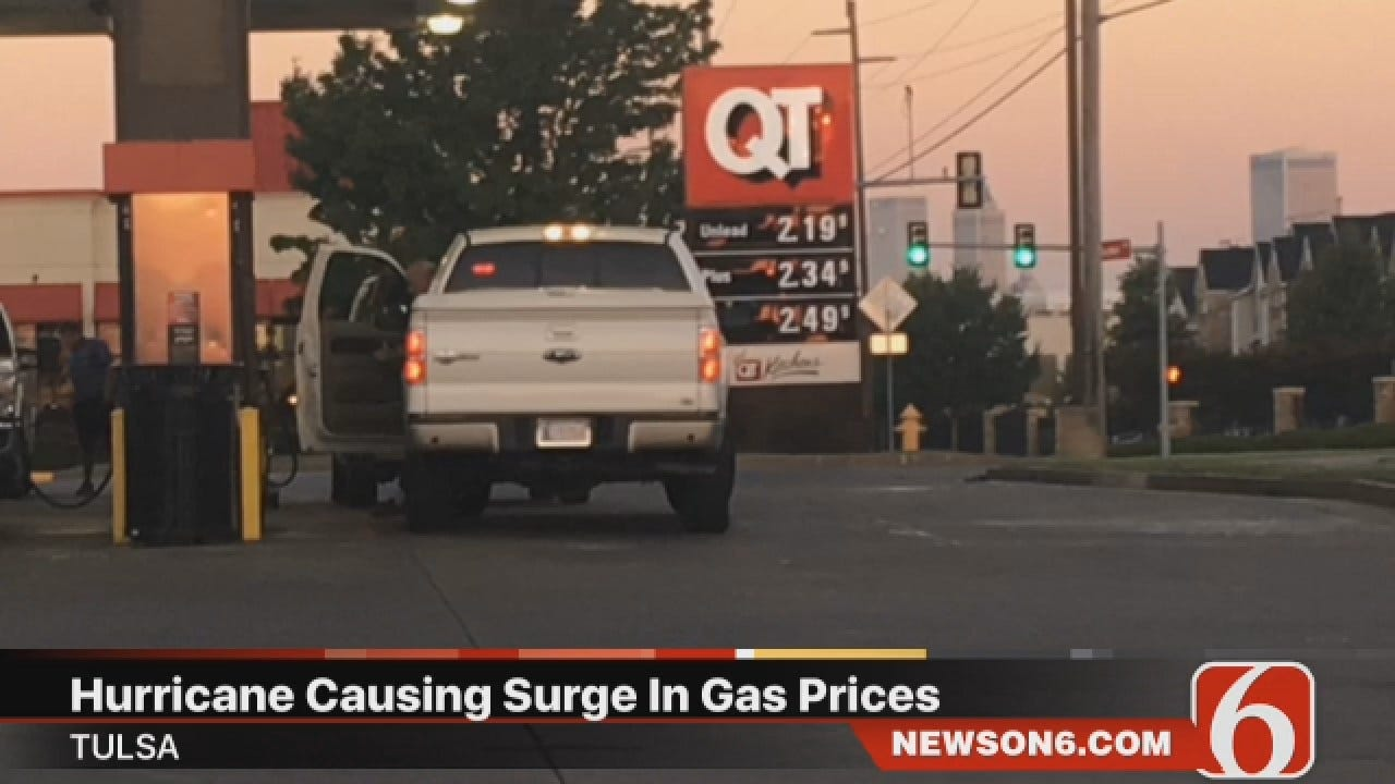 Joseph Holloway Updates Tulsa Area Gasoline Prices