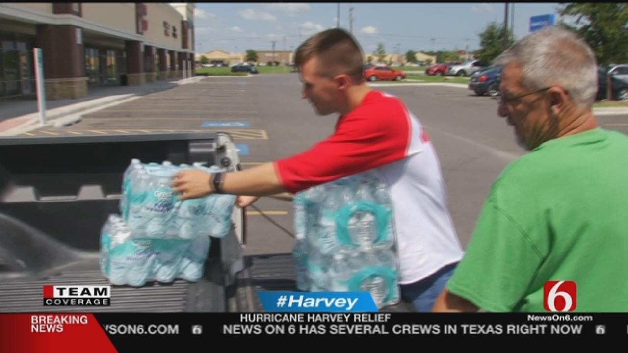 Bacone College, Muskogee Businesses Step Up To Aid Harvey Relief Efforts