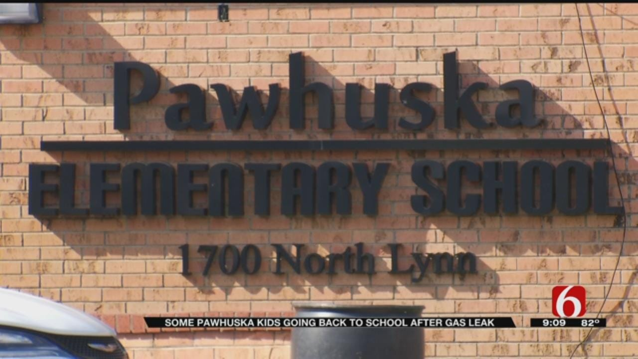 Only Elementary Students Will Return To School In Pawhuska Monday Morning