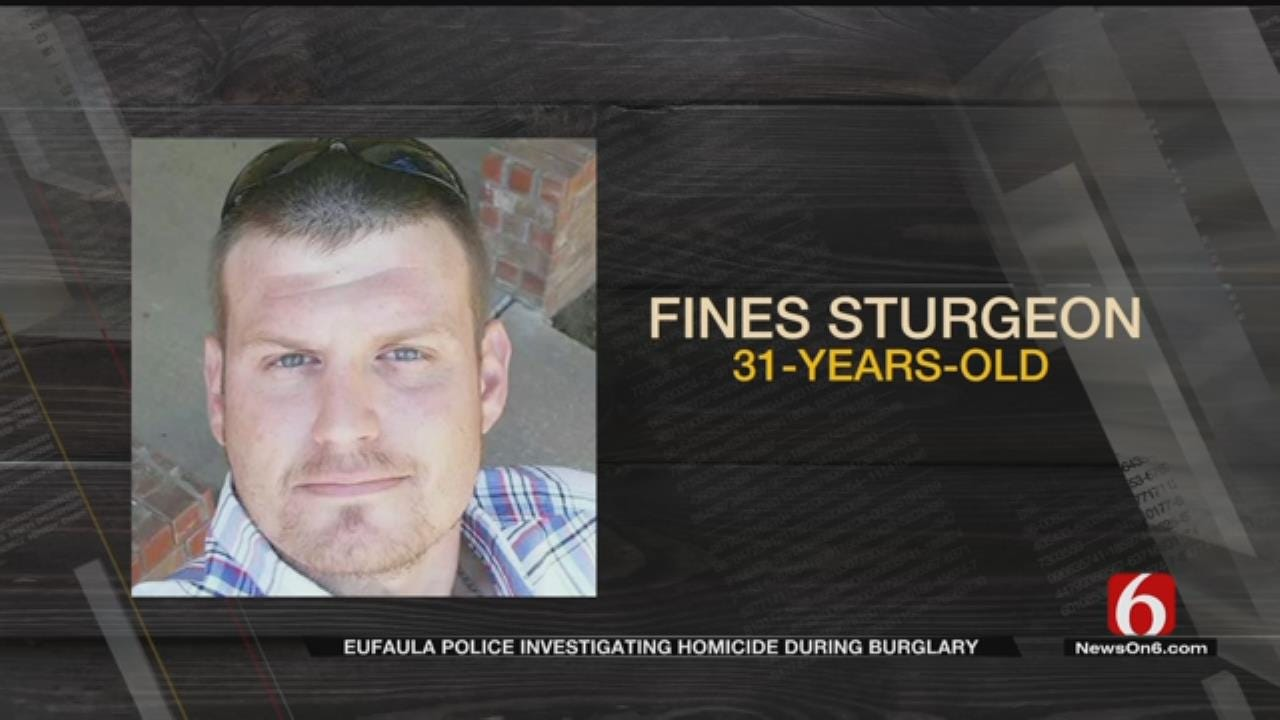 Police Say Eufaula Homicide Could Be Justified