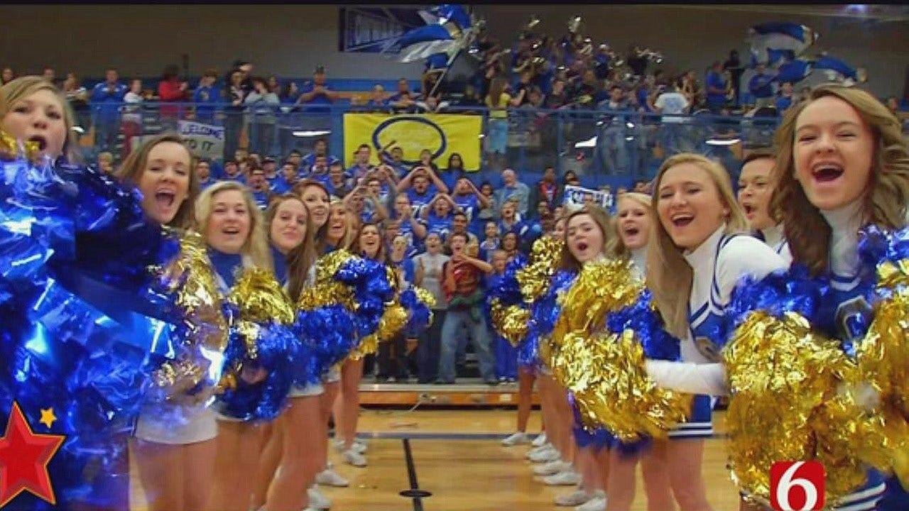 Tulsa Tech Spirit Stick Kicks Off 7th Season