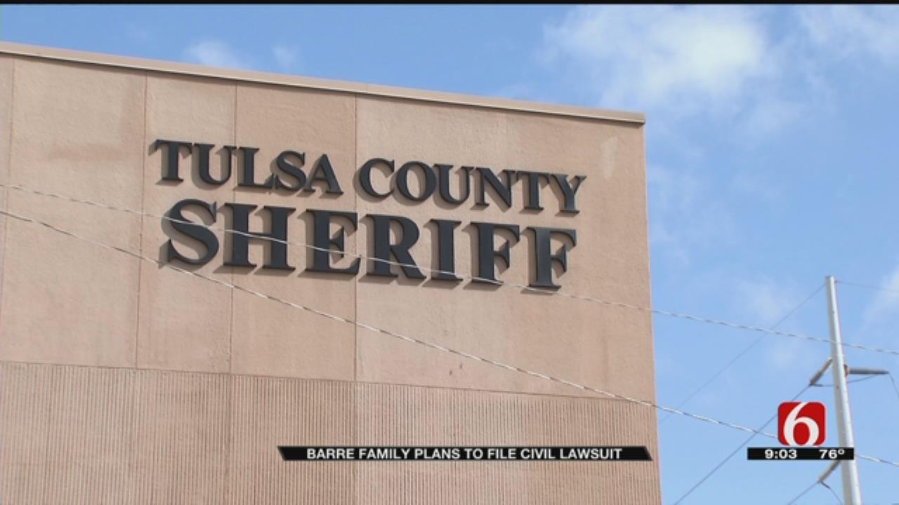 Joshua Barre Family Plans To File Civil Suit
