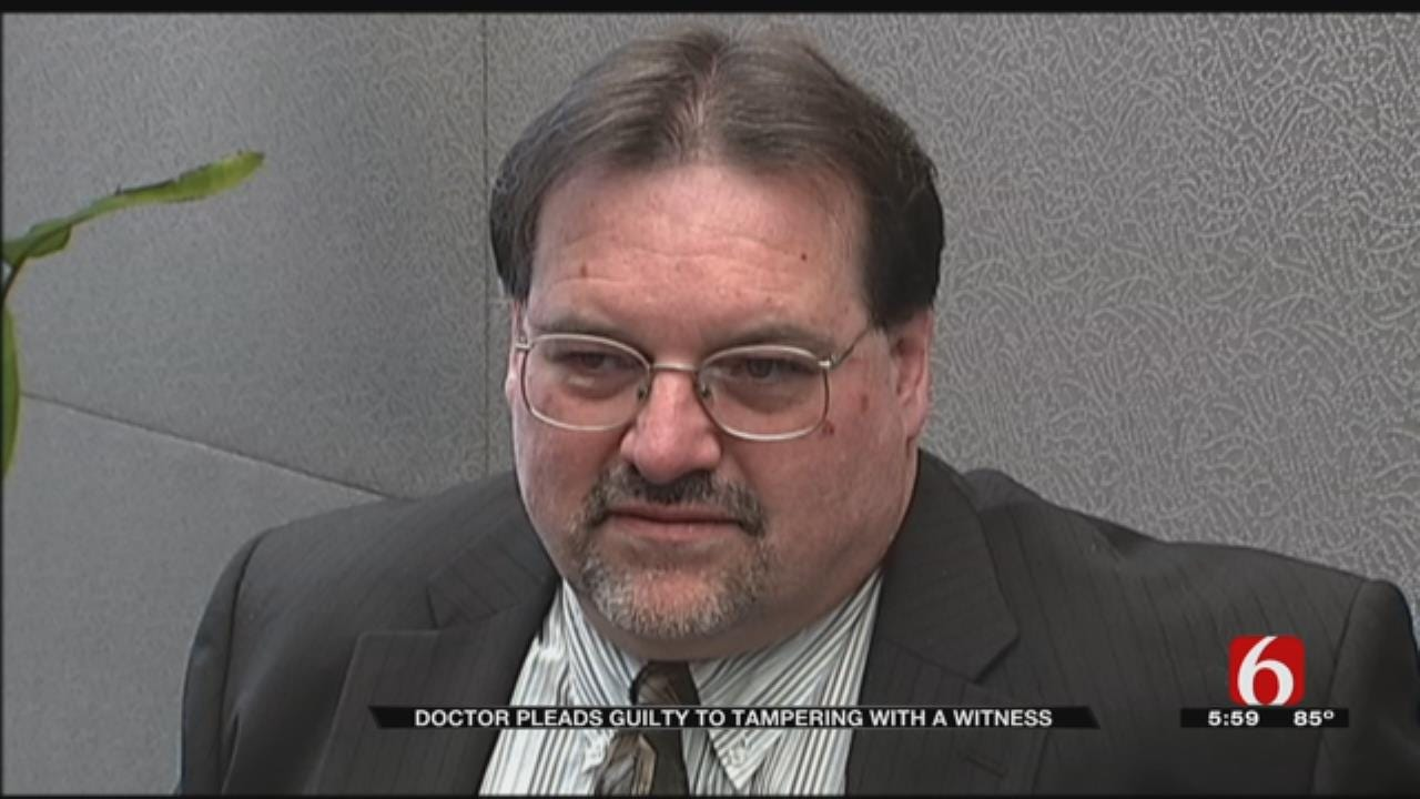Green Country Psychiatrist In Trouble For Sleeping With Patient, Again