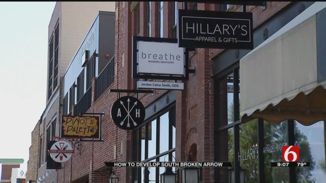 Broken Arrow Residents Hope For South Tulsa Improvements