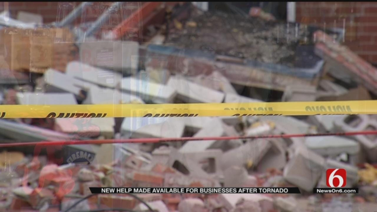 Low-Interest SBA Loans Available After Tulsa Tornado