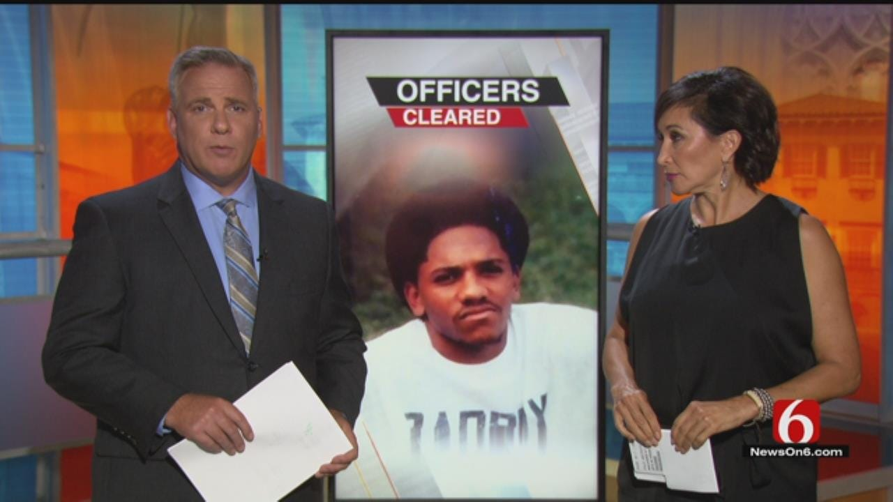 No Charges Filed Against Officer, Deputies Involved In Joshua Barre Fatal Shooting