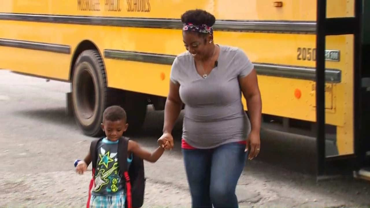 Bus Issues Leave Muskogee Mother Searching For Son For Hours