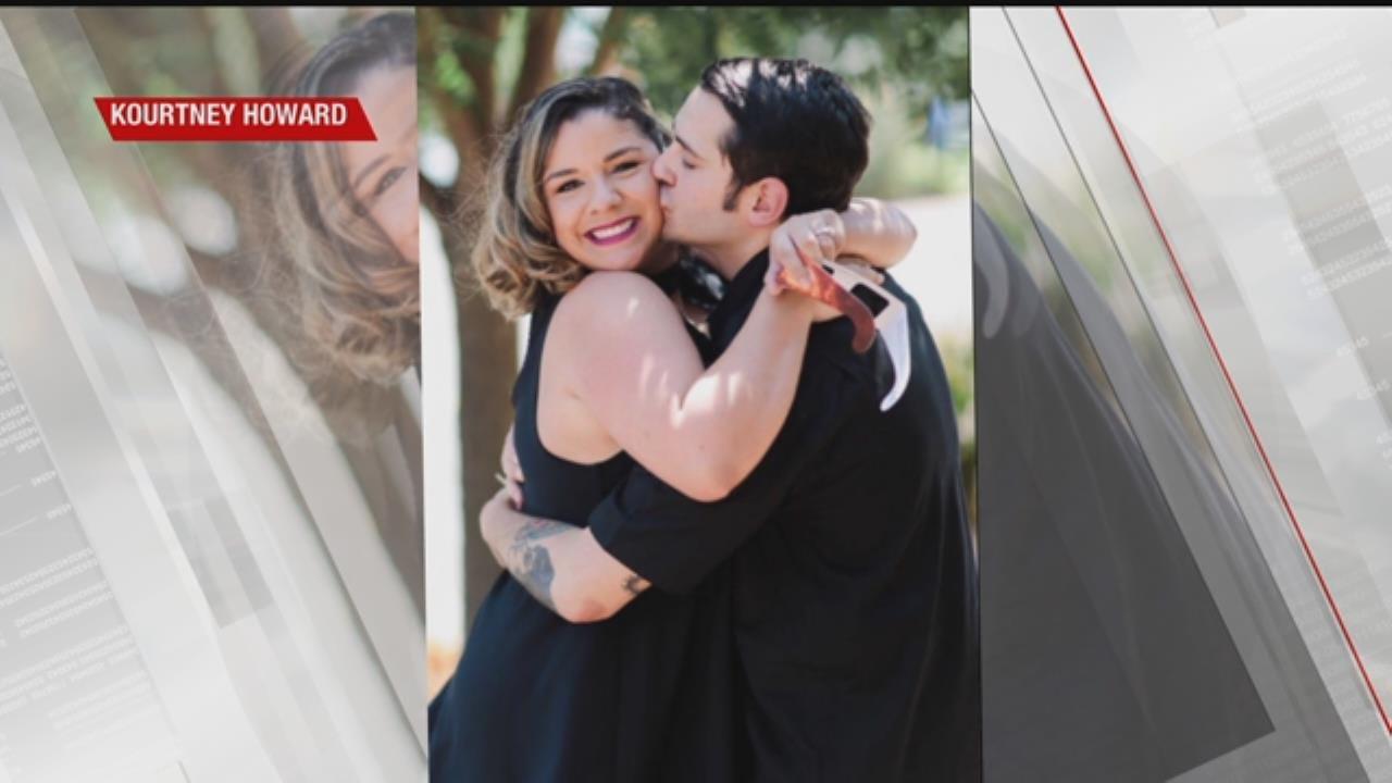 Web Extra: Tahlequah Couple Weds During Eclipse