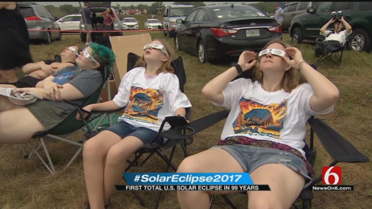 Millions Travel Across Nation To View Coast-To-Coast Eclipse