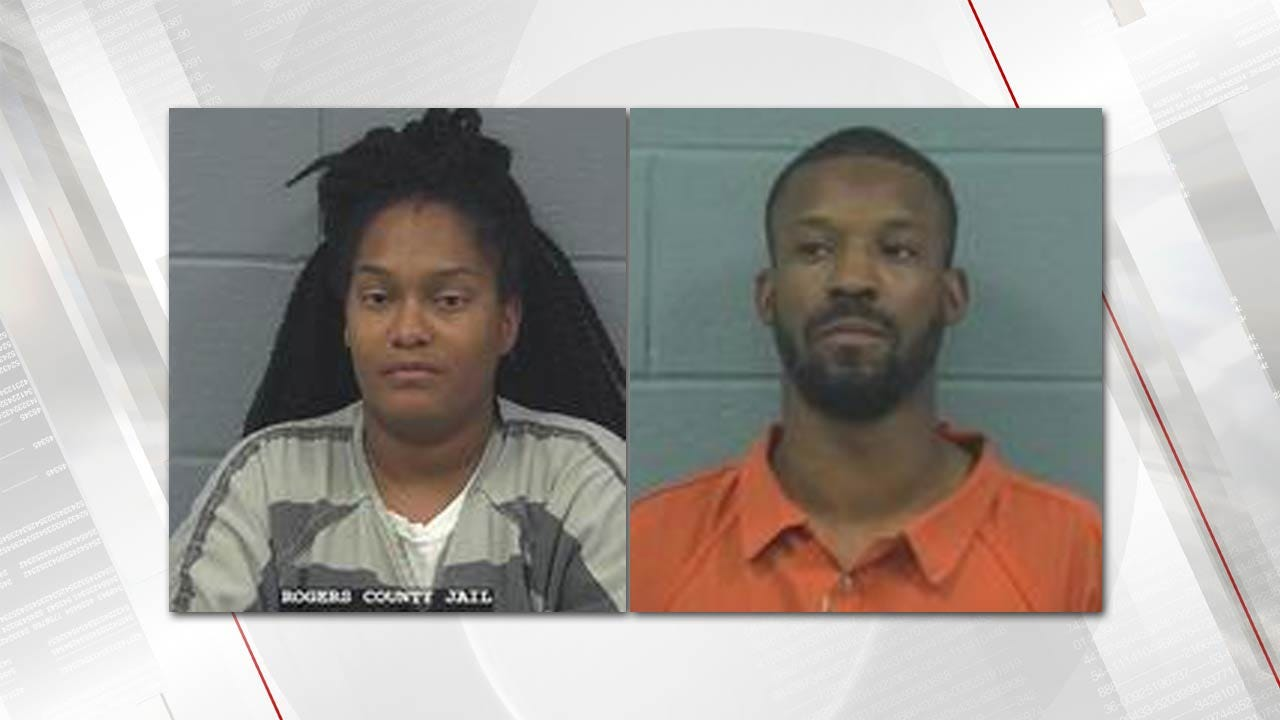 Lori Fullbright: Catoosa Police Arrest Couple After Kids Found In Car Outside Casino