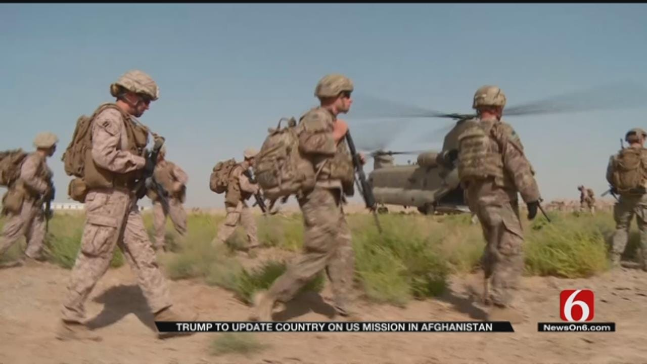 Trump to Address Nation on Afghanistan, South Asia