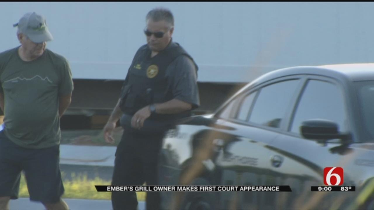 Creek Nation Gets Restraining Order Against Broken Arrow Grill Owner Following Arrest
