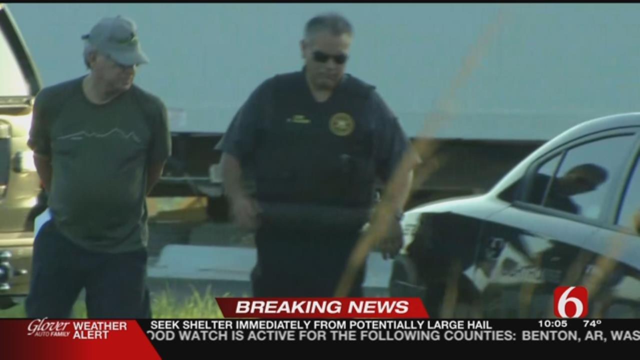 Police Raid Broken Arrow's Embers Grill